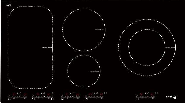 Bếp cảm ứng từ  IF-ZONE90S