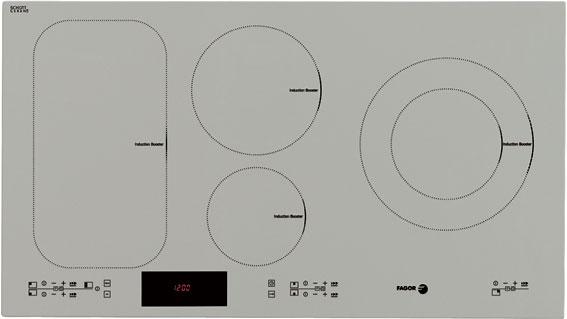 Bếp cảm ứng từ  IF-ZONE90HBS