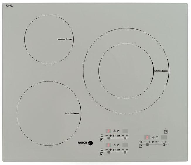 Bếp cảm ứng từ  IF-30BLX