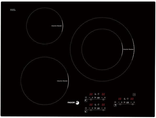 Bếp cảm ứng từ  IF-700BS