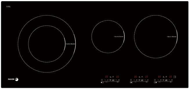 Bếp cảm ứng từ  IF-THIN90BS