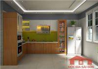 Tủ bếp MFC chống ẩm cao cấp