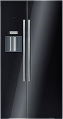 Tủ lạnh cao cấp mặt kính đen Hafele 539.16.120