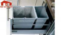 Thùng rác loại 8-17L Hafele – 502.90.501