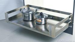 Khay xoong nồi inox EU.130.900 - phụ kiện tủ bếp