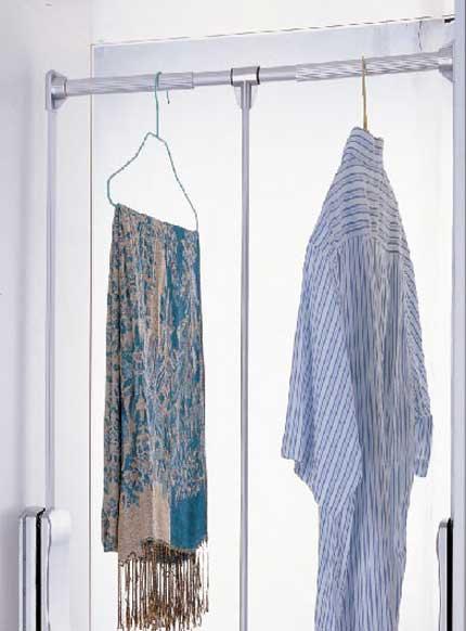 Giá mắc quần áo di động EU.A32300 - Phụ kiện tủ quần áo