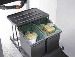 Thùng rác thông minh cao cấp Eurogold E008