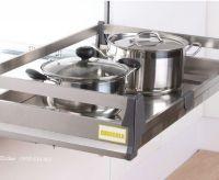 Giá xoong nồi inox EU.131.700 - Phụ kiện tủ bếp Eurogold