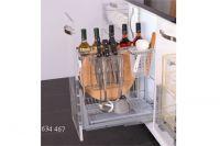 Giá dao thớt đa năng E.P 35 - Phụ kiện tủ bếp EUROGOLD