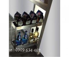 Giá gia vị hộp EU.1235 - Phụ kiện tủ bếp EUROGOLD