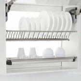Kệ úp chén inox EU.01090 - Phụ kiện tủ bếp Eurogold