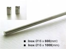 Thanh treo inox 415024 - Phụ kiện tủ bếp
