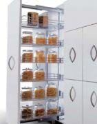 Kệ tủ đồ khô inox 6 tầng Eurogold - EG.90640S