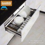 Kệ chén dĩa tủ dưới Garis GD01