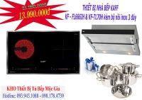 Combo phụ kiện thiết bị tủ bếp - Combo 8