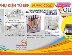 Combo phụ kiện thiết bị tủ bếp - Combo 9