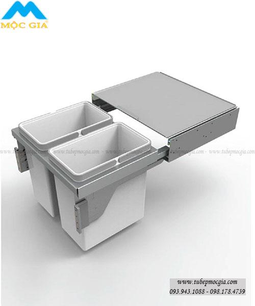 Thùng rác phân loại Higold 306083