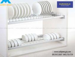 Kệ úp chén đĩa 2 tầng Eurogold EU86600