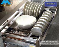 Kệ chén dĩa inox Eurogold EU133600