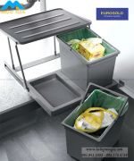 Thùng rác âm tủ Eurogold E008