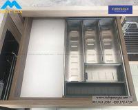 Khay chia thìa nĩa Eurogold E0645A