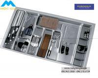 Khay chi muỗng đũa nhựa Eurogold ETP800