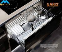 Khay đựng chén dĩa tủ dưới Garis GD02C