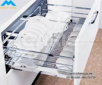 Khay úp chén dĩa tủ dưới Garis GD02E