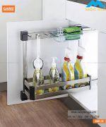 Kệ Chai Tẩy Rửa Garis GU01.30