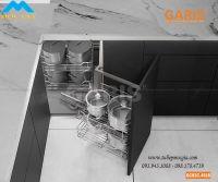 Kệ góc tủ bếp Garis GC02C.45L/R