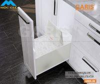 Thùng gạo nhựa ABS cao cấp Garis GR05.30
