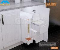 Thùng Gạo Nhựa ABS cao cấp Garis GR09.45