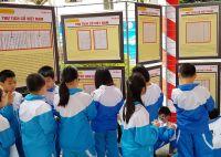 """Triển lãm bản đồ và trưng bày tư liệu về """"Hoàng Sa, Trường Sa của Việt Nam – Những bằng chứng lịch sử"""