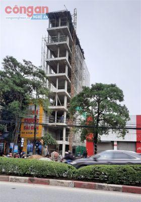 Cần xử lý nghiêm căn hộ xây dựng sai phép