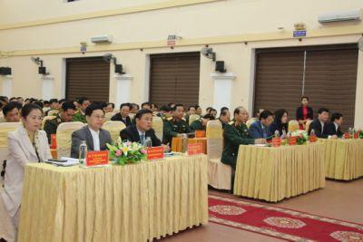 Nghệ An: Triển khai nhiệm vụ công tác quốc phòng, an ninh năm 2021