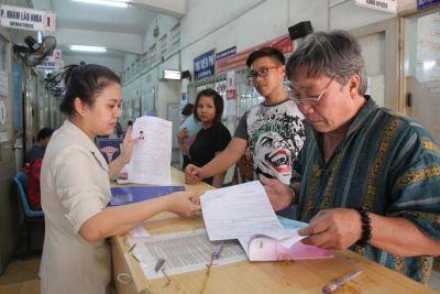 BHXH Việt Nam hướng dẫn mức hưởng BHYT trái tuyến từ 1-1-2021