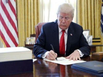 """Ông Trump thông báo về """"cuộc biểu tình lớn"""" tại Washington"""