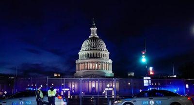 Tài liệu ảnh hưởng đến ANQG Mỹ có thể bị đánh cắp trong vụ bạo loạn