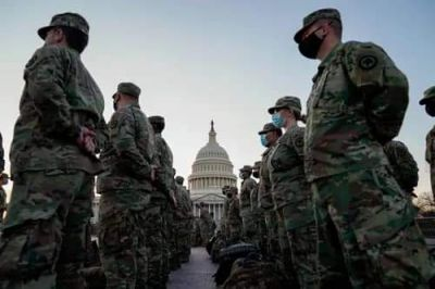 Mỹ triển khai 20 ngàn vệ binh quốc gia để bảo vệ lễ nhậm chức tổng thống