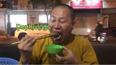 Giả sư ăn thịt chó đăng lên Internet : Cần xử lý hình sự Nguyễn Minh Phúc.