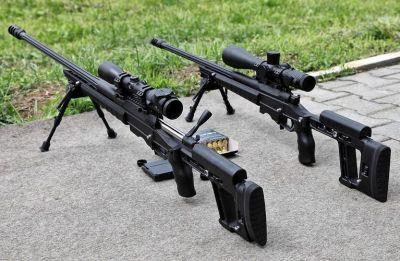 Cận cảnh siêu súng bắn tỉa hiện đại nhất T-5000 của Nga đã có mặt tại Việt Nam