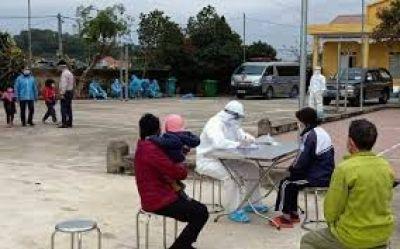 Thêm 34 ca mắc COVID-19 tại Hải Dương và Quảng Ninh