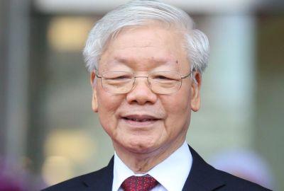 Tổng Bí thư, Chủ tịch nước Nguyễn Phú Trọng trúng cử BCH T.Ư khoá XIII