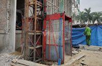 Khởi tố 2 đối tượng trong vụ rơi thang máy tại Nghệ An