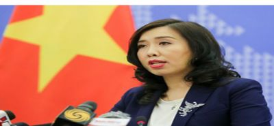 Việt Nam lên tiếng về việc Luật Hải cảnh Trung Quốc có hiệu lực