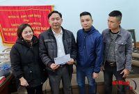 """Công ty vệ sĩ INVICO hưởng ứng chương trình """"Tết vì người nghèo"""" xuân Tân Sửu"""