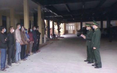 Nghệ An: Triệt phá đường dây tổ chức xuất cảnh trái phép