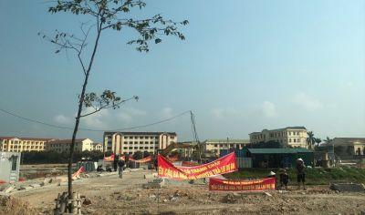 """TP Vinh, tỉnh Nghệ An: """"Lộn xộn"""" tại Dự án Hưng Lộc"""