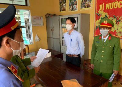 Bắt tạm giam nguyên Giám đốc Văn phòng Đăng ký đất đai TP Huế