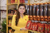 Doanh nhân Lê Hoàng Diệp Thảo - CEO King Coffee được nhận giải thưởng Doanh nhân truyền cảm hứng toàn cầu năm 2020.